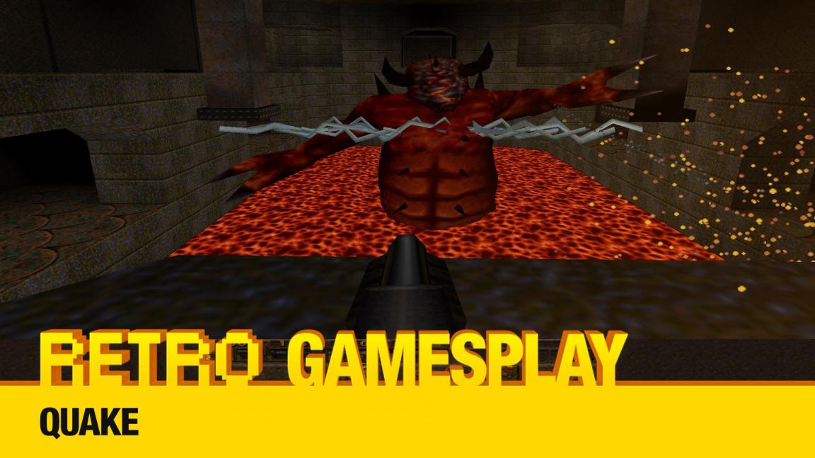 "Retro GamesPlay: hrajeme legendární ""doomovku"" Quake"