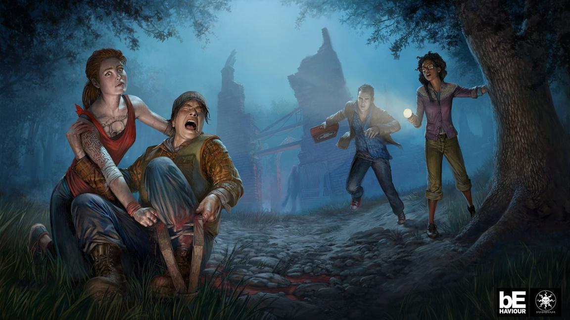 V multiplayerovém hororu Dead by Daylight se před nepřítelem nikam neschováte