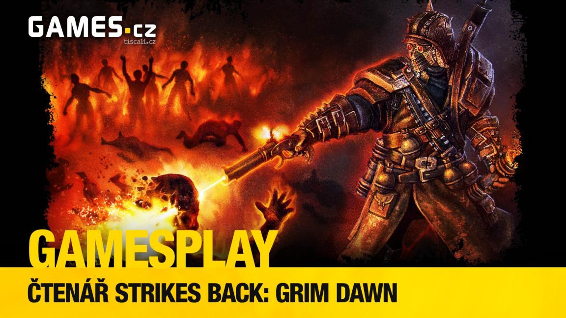 Čtenářský gamesplay: hrajeme akční RPG Grim Dawn