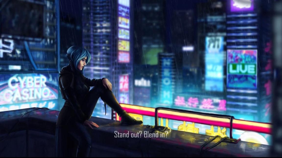 Trailer na kyberpunkové RPG Dex připomíná vydání konzolových verzí