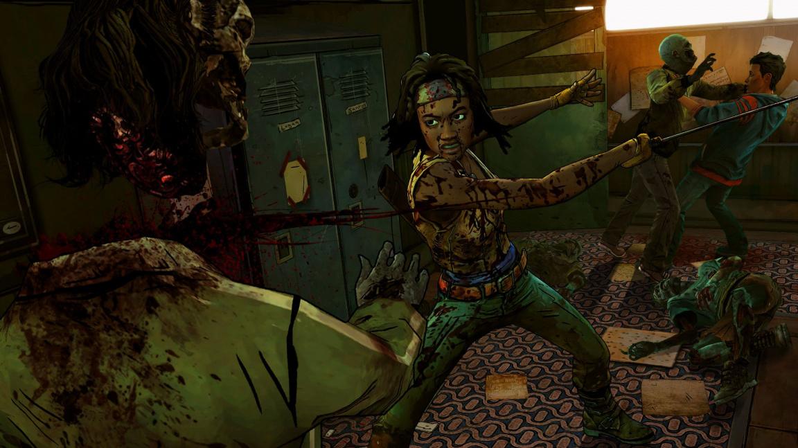 The Walking Dead: Michonne – recenze 1. epizody