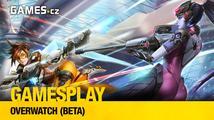 GamesPlay: hrajeme novou betu střílečky Overwatch od Blizzardu