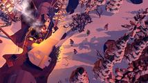 V survival The Wild Eight se rozhodujete mezi kooperací a cestou vlka samotáře