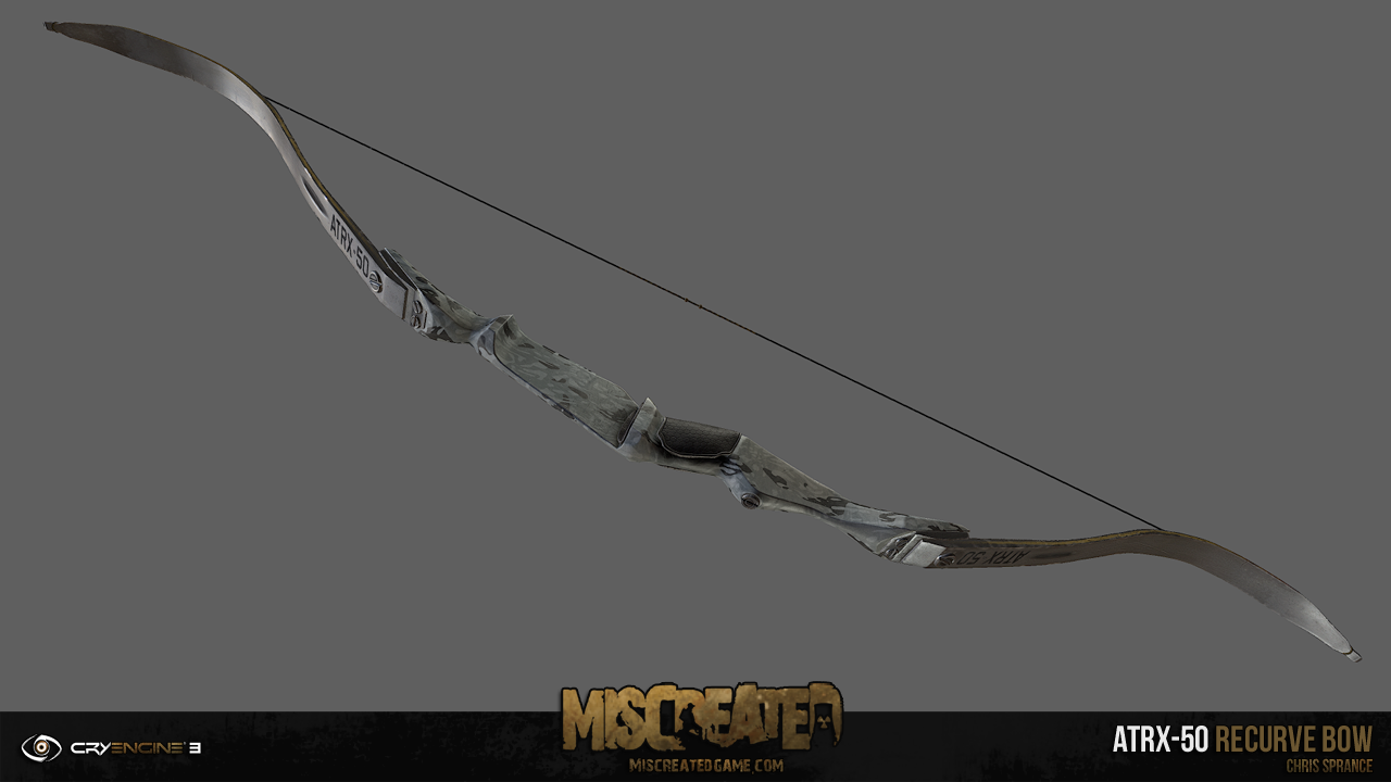Miscreated - Artworky a koncepty