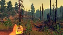 Autorům Firewatch při vývoji pomohlo stanování a The Walking Dead