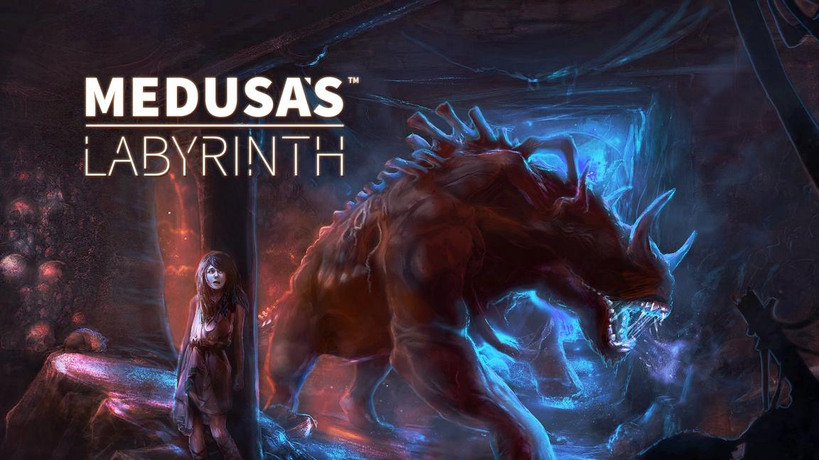 Hororová adventura Medusa's Labyrinth zavede hráče do starověkého Řecka