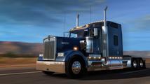První DLC pro American Truck Simulator přináší legendární Kenworth W900 i nižší pokuty