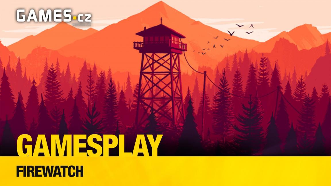 GamesPlay: hrajeme příběhovou adventuru Firewatch