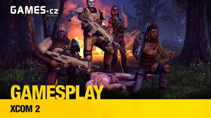 GamesPlay: bojujeme proti nadvládě emzáků v XCOM 2