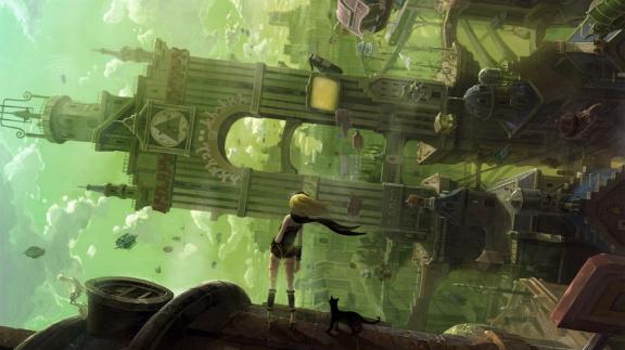 Gravity Rush Remastered - recenze