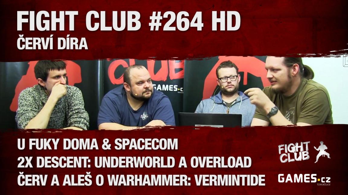 Fight Club #264 HD: Červí díra