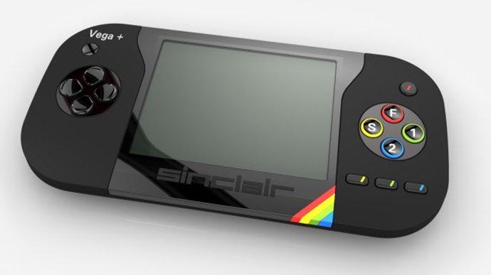 ZX Spectrum se vrátí v podobě handheldu Vega+