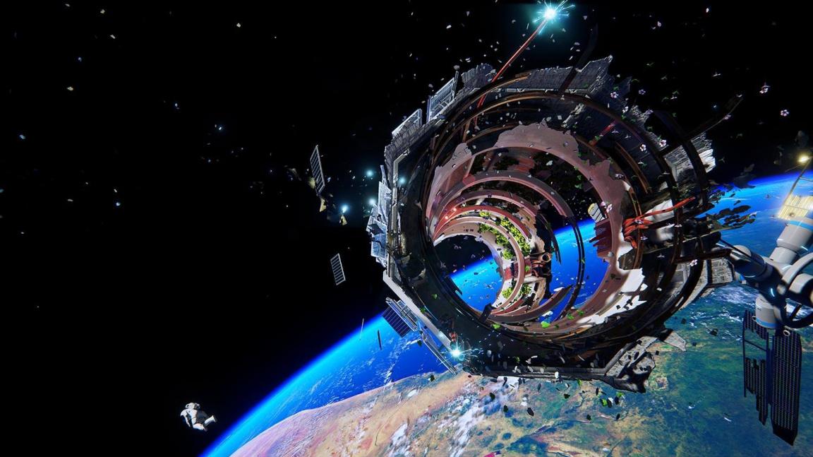 Vesmírný simulátor přežití Adrift vyjde na konci března