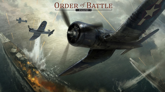 Order of Battle: Pacific - recenze skvělé tahovky