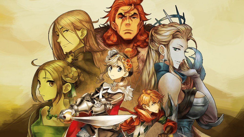 Taktické japonské RPG Grand Kingdom se v červnu podívá i na západ