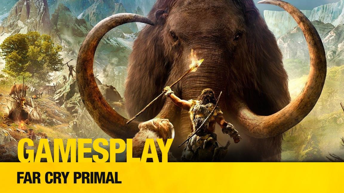 GamesPlay: Cestujeme do pravěku ve Far Cry Primal