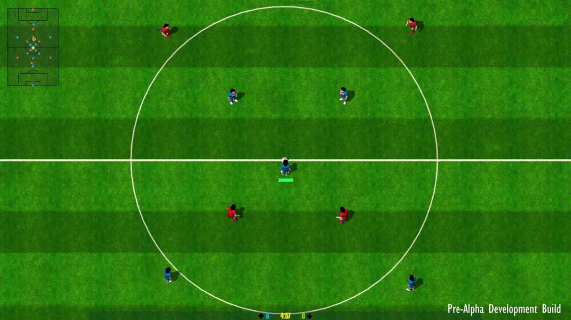 Nová verze fotbalové klasiky Kick Off vyjde v červnu - jen pro PlayStation 4