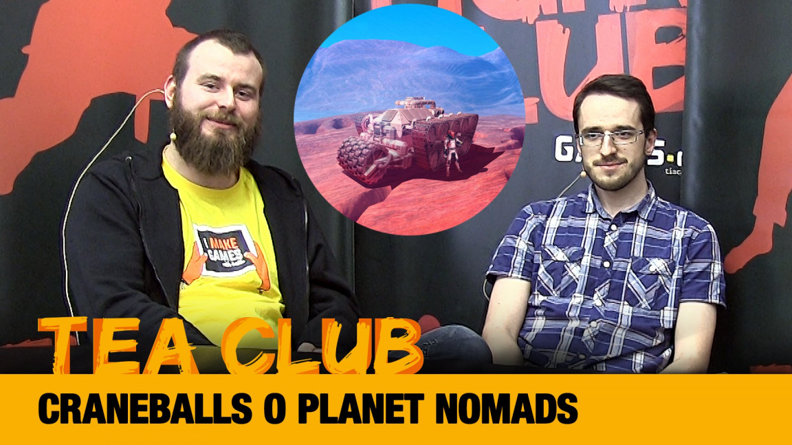 Tea Club #18: Planet Nomads