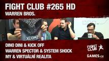 Fight Club #265 HD: Warren Bros.