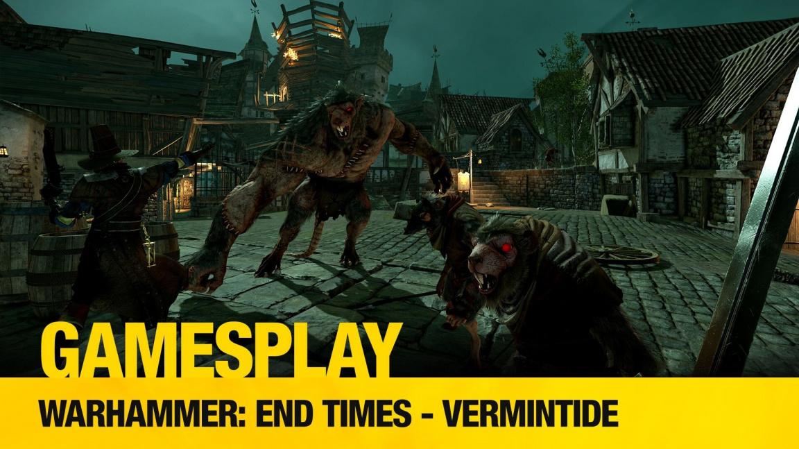 Čtenářský gamesplay: hrajeme kooperativní akci Warhammer: The End Times - Vermintide
