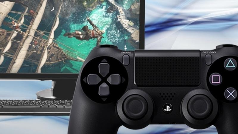Nová verze firmwaru PlayStation 4 umožní remote play z PC