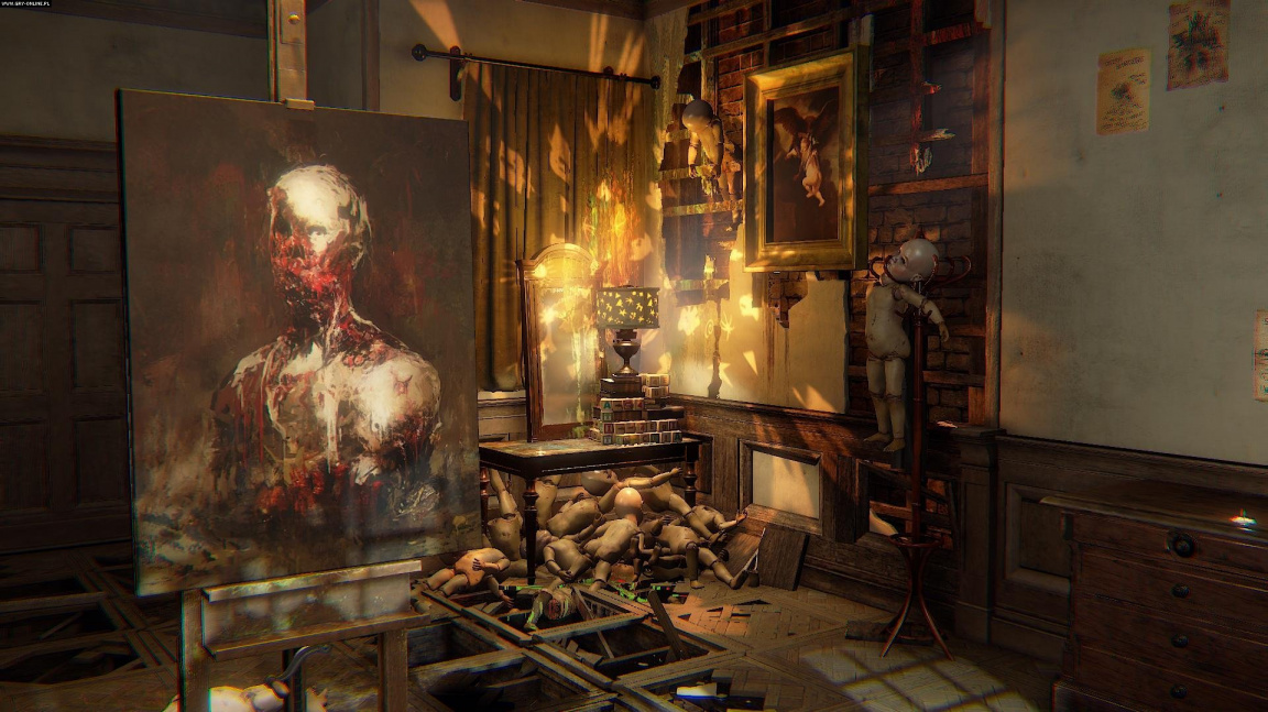 Layers of Fear –recenze