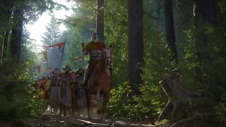 Video z vývoje Kingdom Come: Deliverance se věnuje nedávno vydané betě