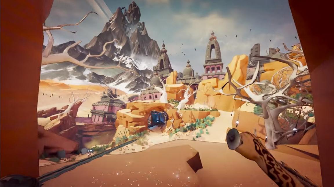 Tvůrci Chivalry představili magickou akci Mirage: Arcane Warfare