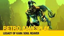 Retro GamesPlay: hrajeme upírskou akční adventuru Legacy of Kain: Soul Reaver