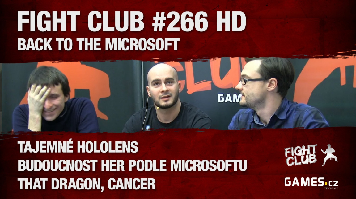 Fight Club #266 HD: Back to the Microsoft