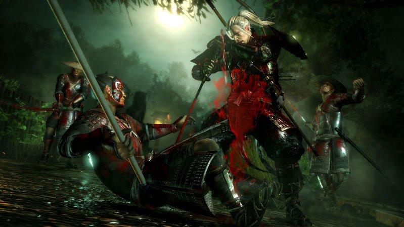 Nové záběry ze samurajského akčního RPG Ni-Oh čarují hlavně atmosférou