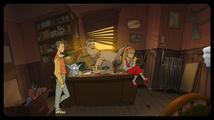 The Interactive Adventures of Dog Mendonça & Pizzaboy zaujme grafikou a bizarním okultismem