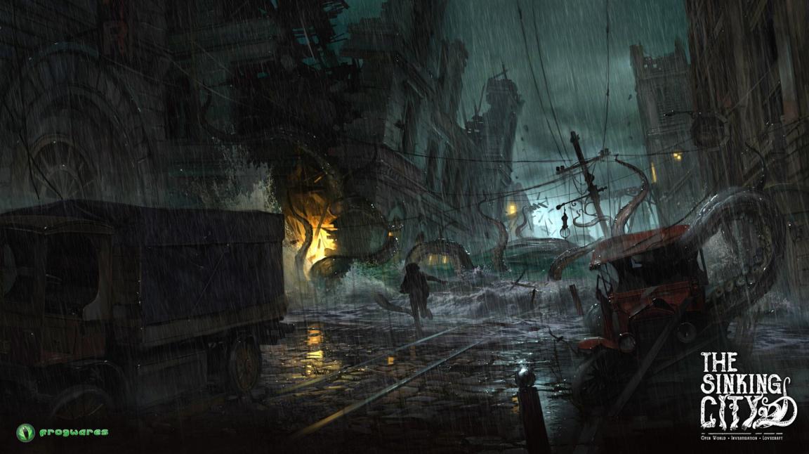 Lovecraftovský horor The Sinking City zmizel z většiny obchodů