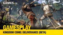GamesPlay: hrajeme betu historického RPG Kingdom Come