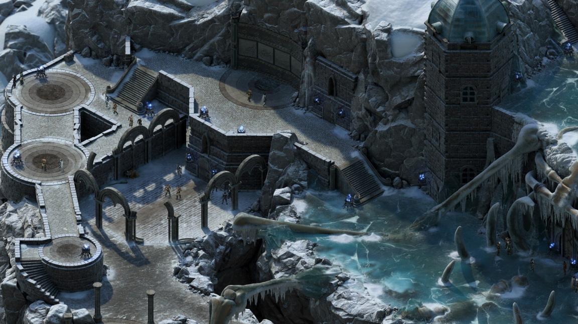 Izometrické RPG Pillars of Eternity vyjde v definitivní edici se všemi DLC