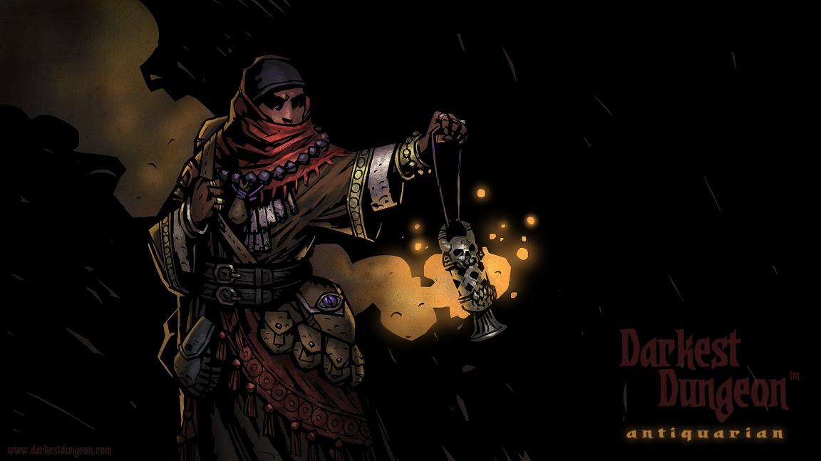 Darkest Dungeon vítá do svých hlubin novou hrdinku a update s důležitými změnami