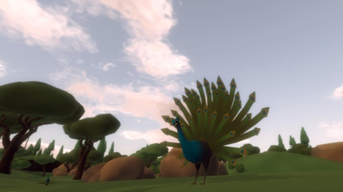 V Everything se hráči mohou stát vším – od mravence po celou planetu