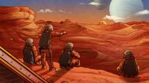 Ve strategii The Next World musíte zajistit přežití kolonistů na nehostinné planetě