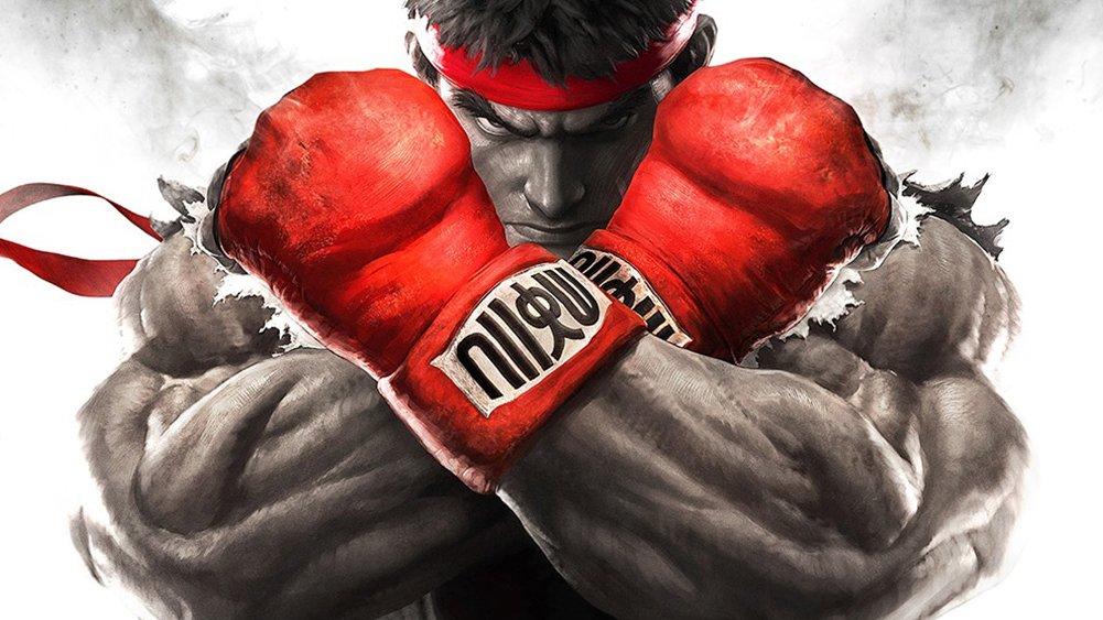 Street Fighter V - recenze