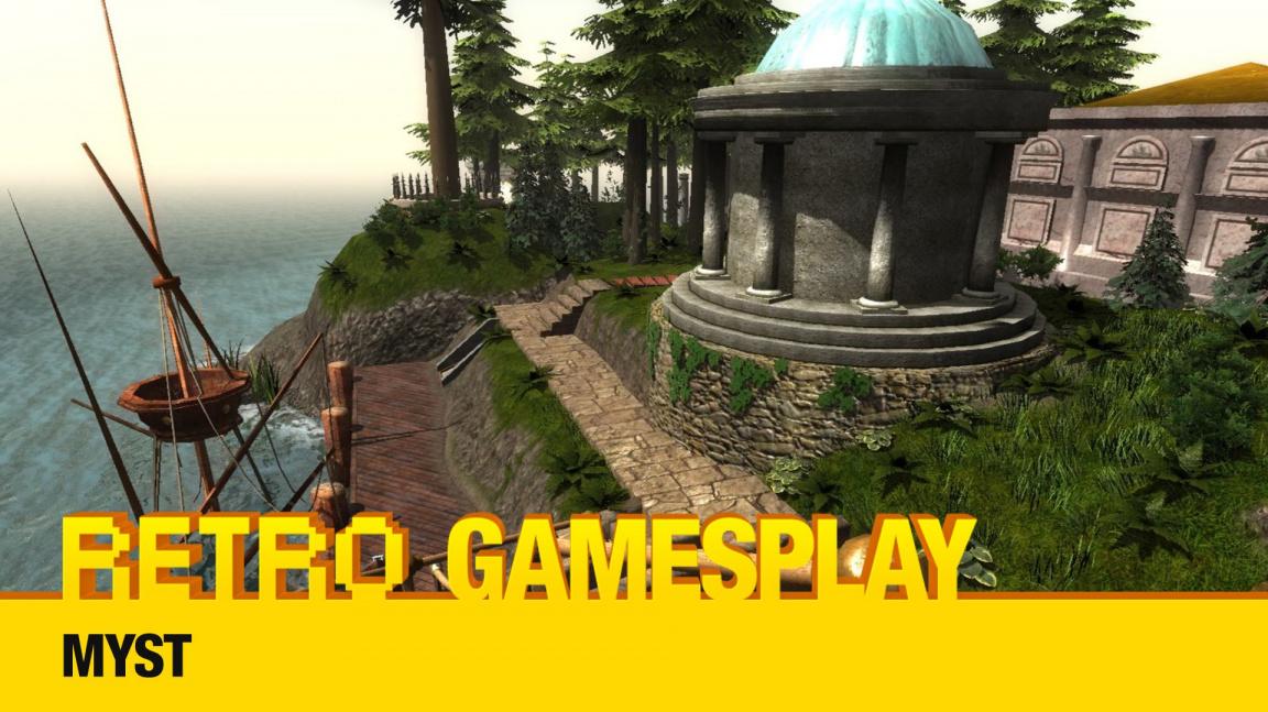 Retro GamesPlay: hrajeme legendární logickou adventuru Myst