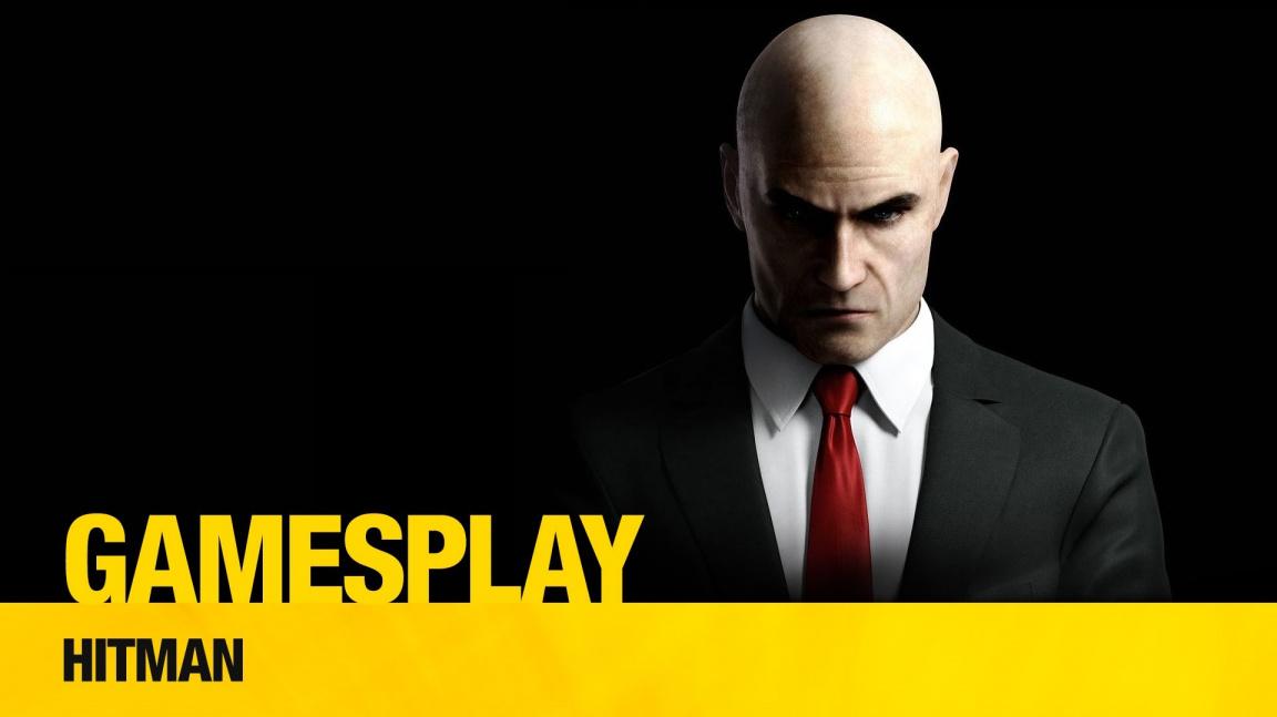 GamesPlay: hrajeme prolog a první epizodu nového Hitmana