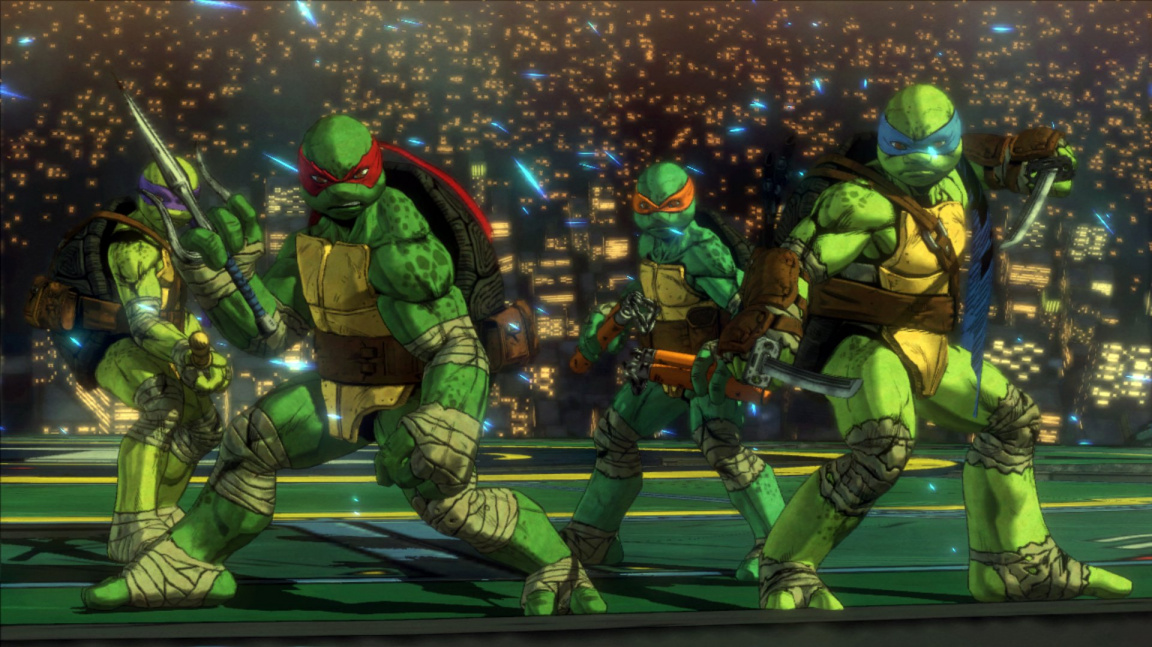 Želvy ninja od tvůrců Bayonetty vpadnou na konzole a PC koncem května