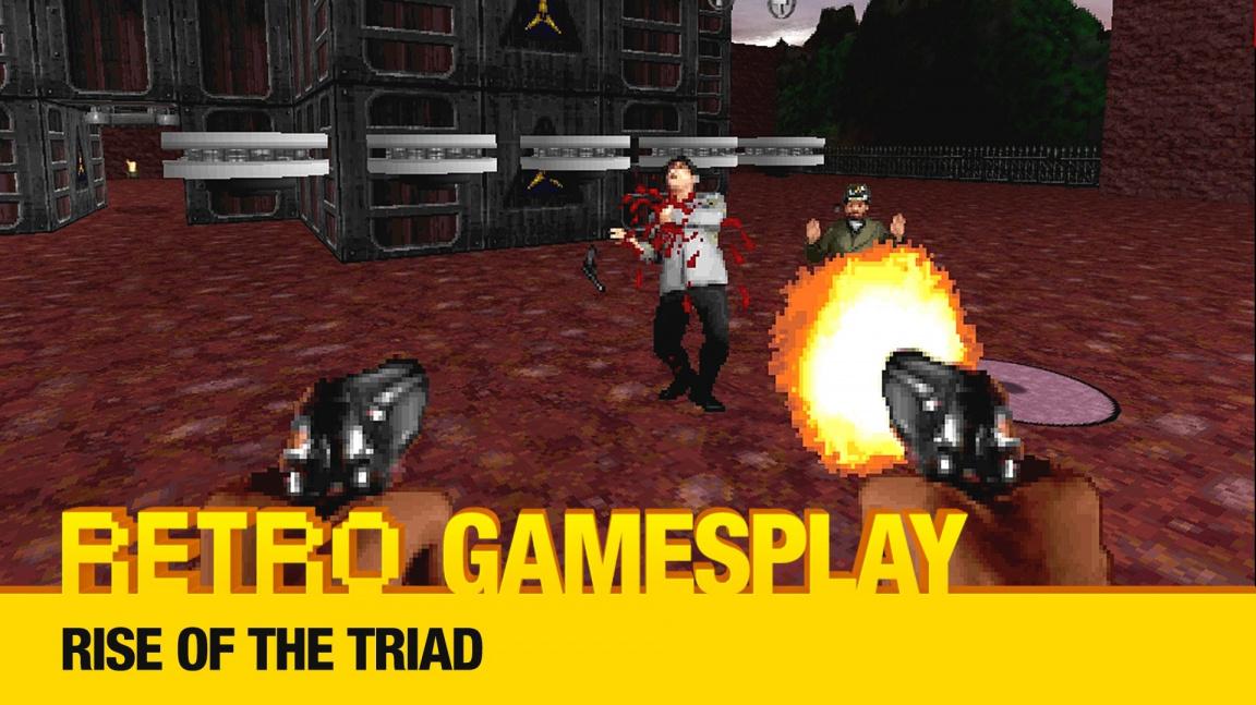 Retro GamesPlay: hrajeme střílečku Rise of the Triad