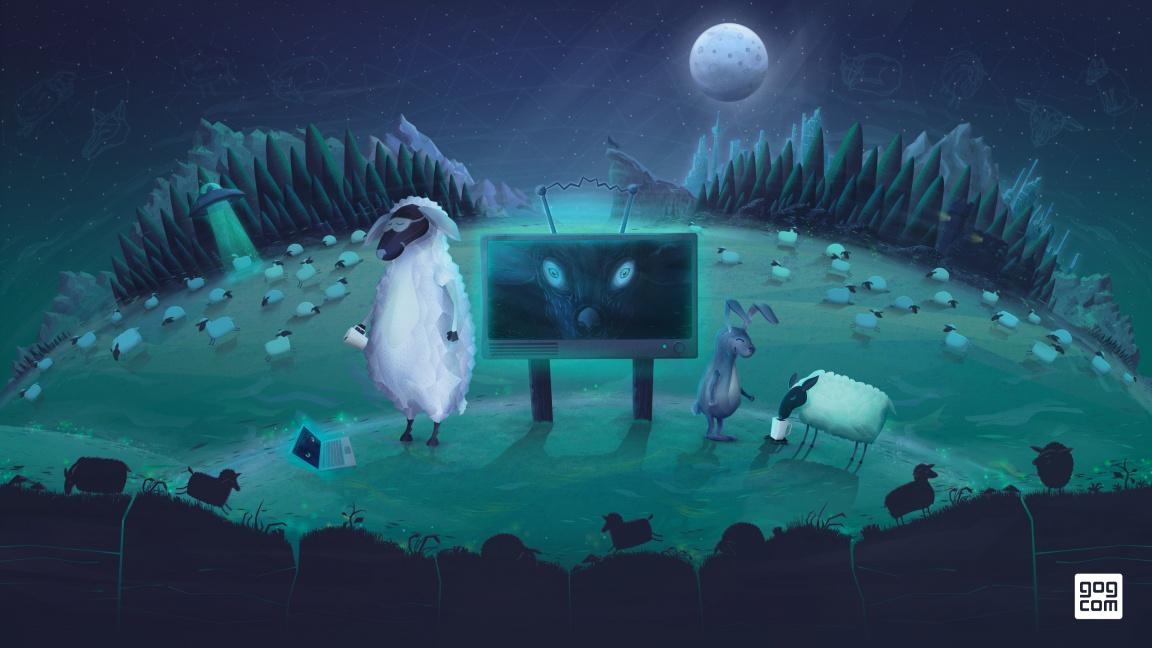 GOG.com spouští velkou slevovou akci s ospalou ovečkou
