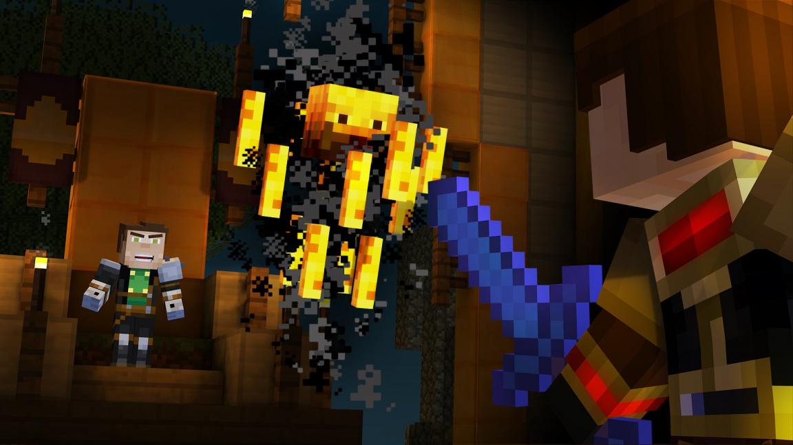 Minecraft: Story Mode - A Telltale Games Series - Episode 5: Order Up