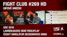 Fight Club #269 HD: Gifové hnízdo