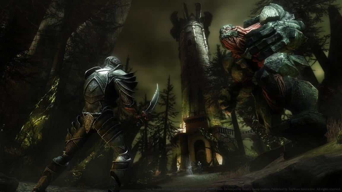 Two Worlds III vyjde za tři roky, mezitím se objeví datadisk a DLC pro dvojku