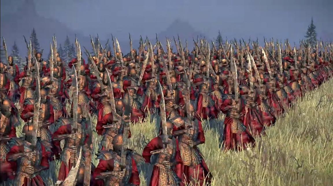 Total War: Warhammer předvádí masivní obléhání Altdorfu nekromantem Kemmlerem