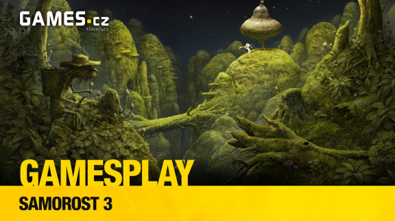 GamesPlay: hrajeme českou adventuru Samorost 3