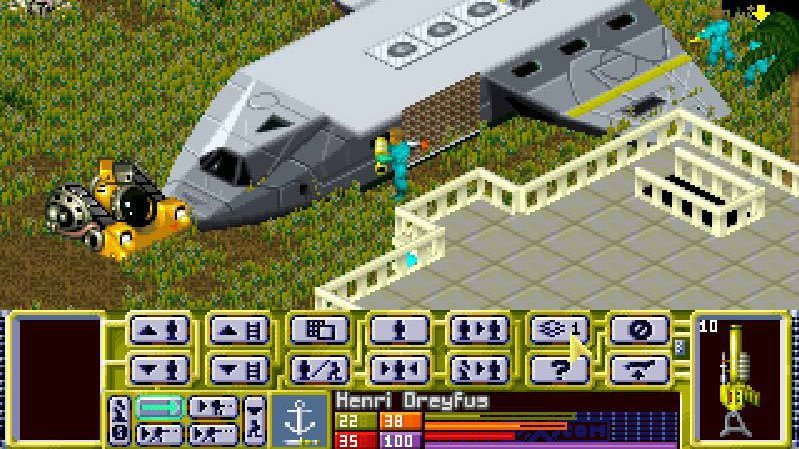 GOG nabízí za babku strategické série X-COM a Railroad Tycoon